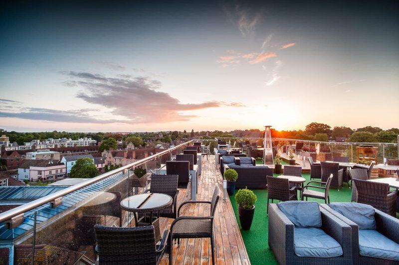 Boutique Luxury Spa Hotel In Cambridge City Centre The