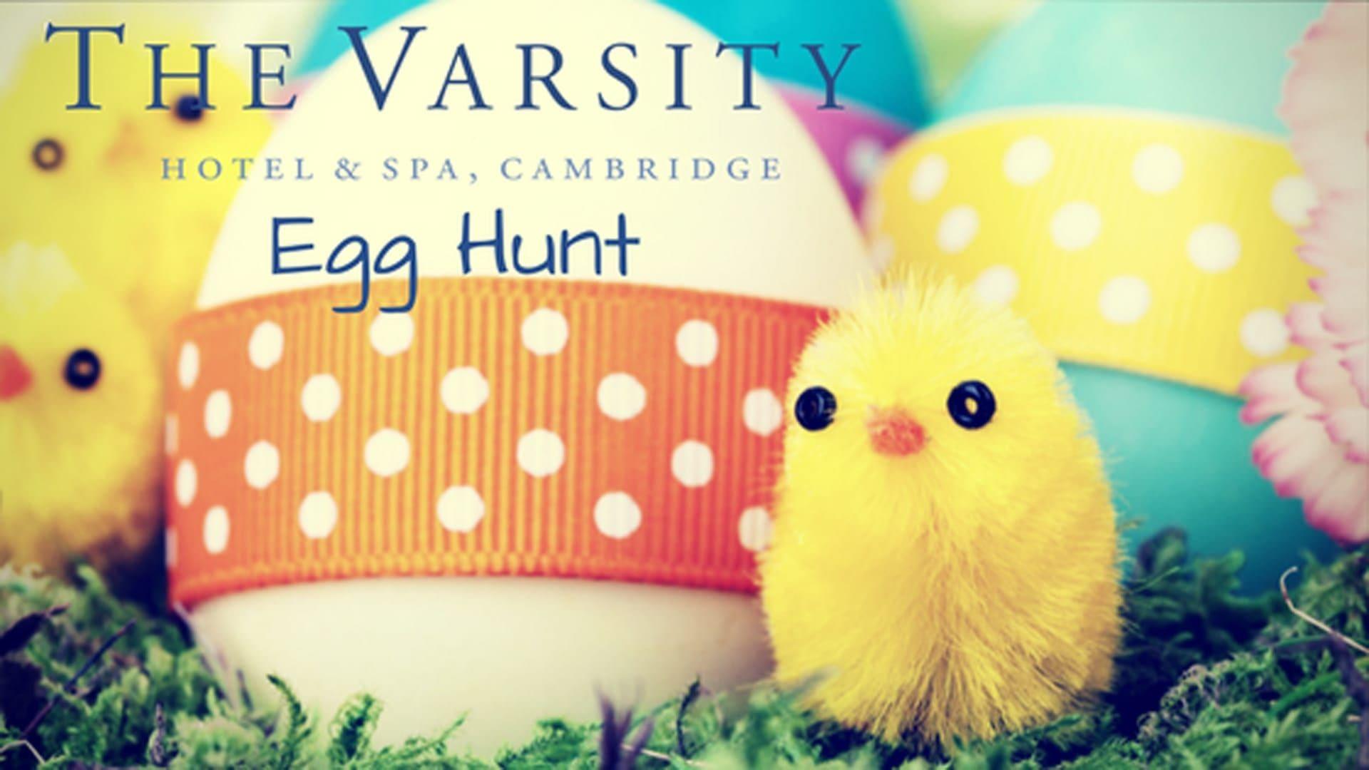 Easter egg hunt The Varsity Cambridge