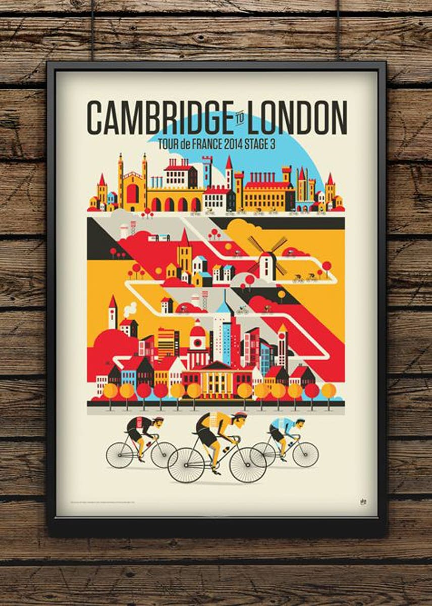 Tour de Cambridge
