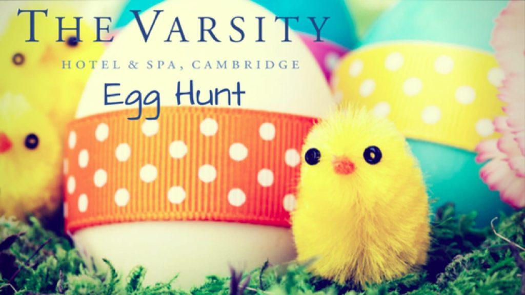 Varsity Easter Hunt