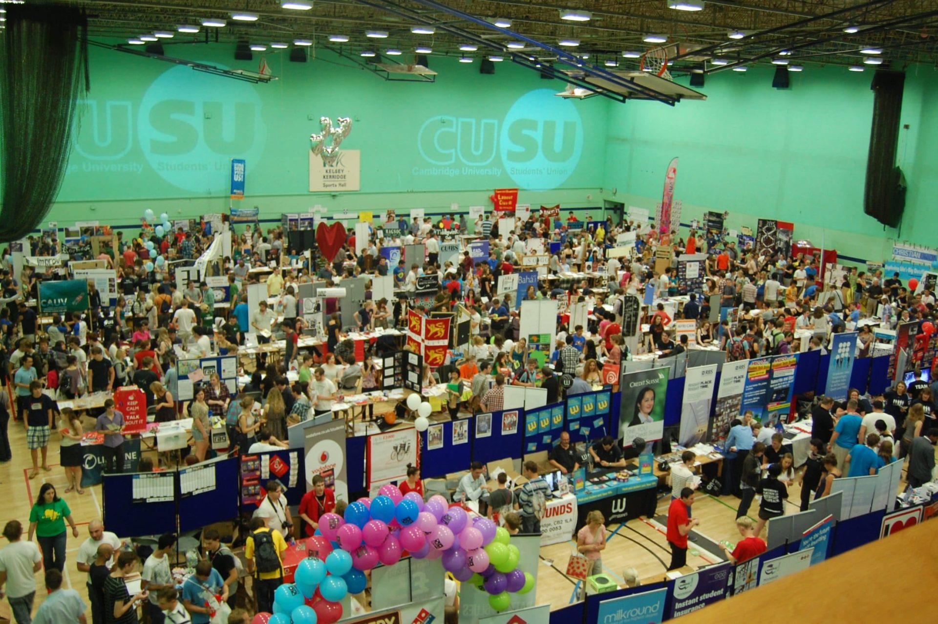 Freshers Fair Cover