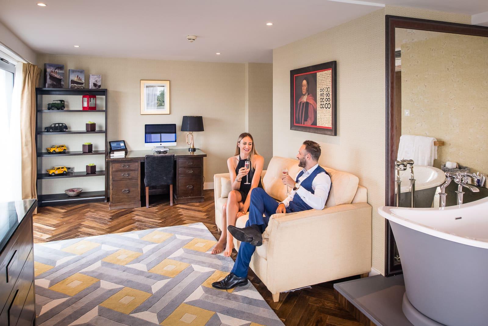 Uniquely Designed Rooms The Varsity Boutique Hotel Cambridge