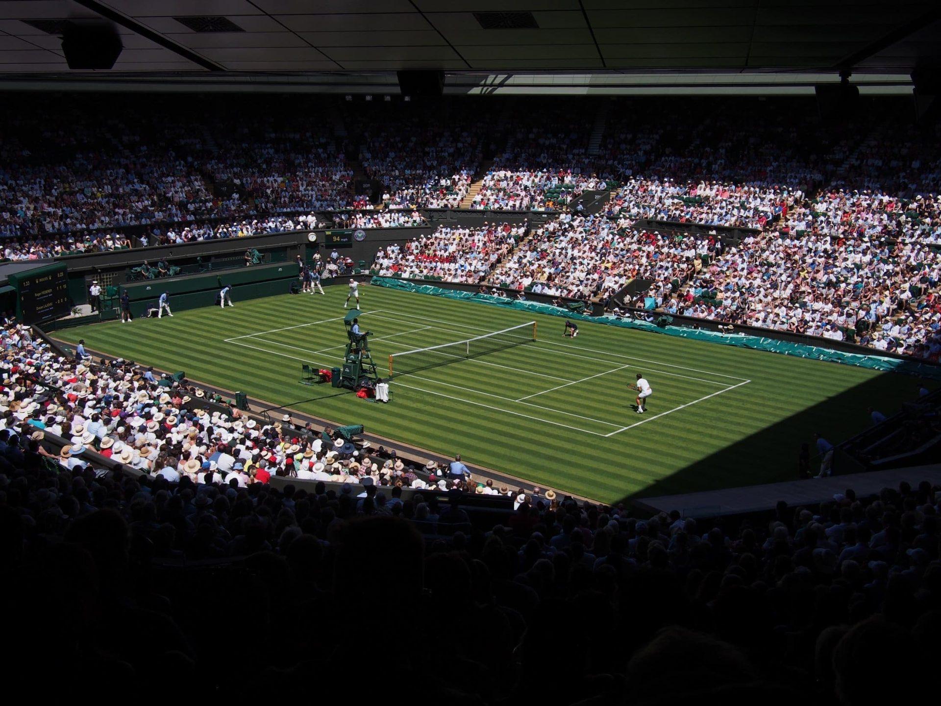 Wimbledon Cover