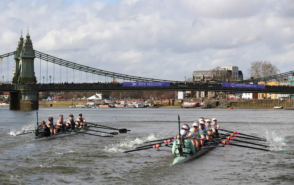 Boat Race Cover