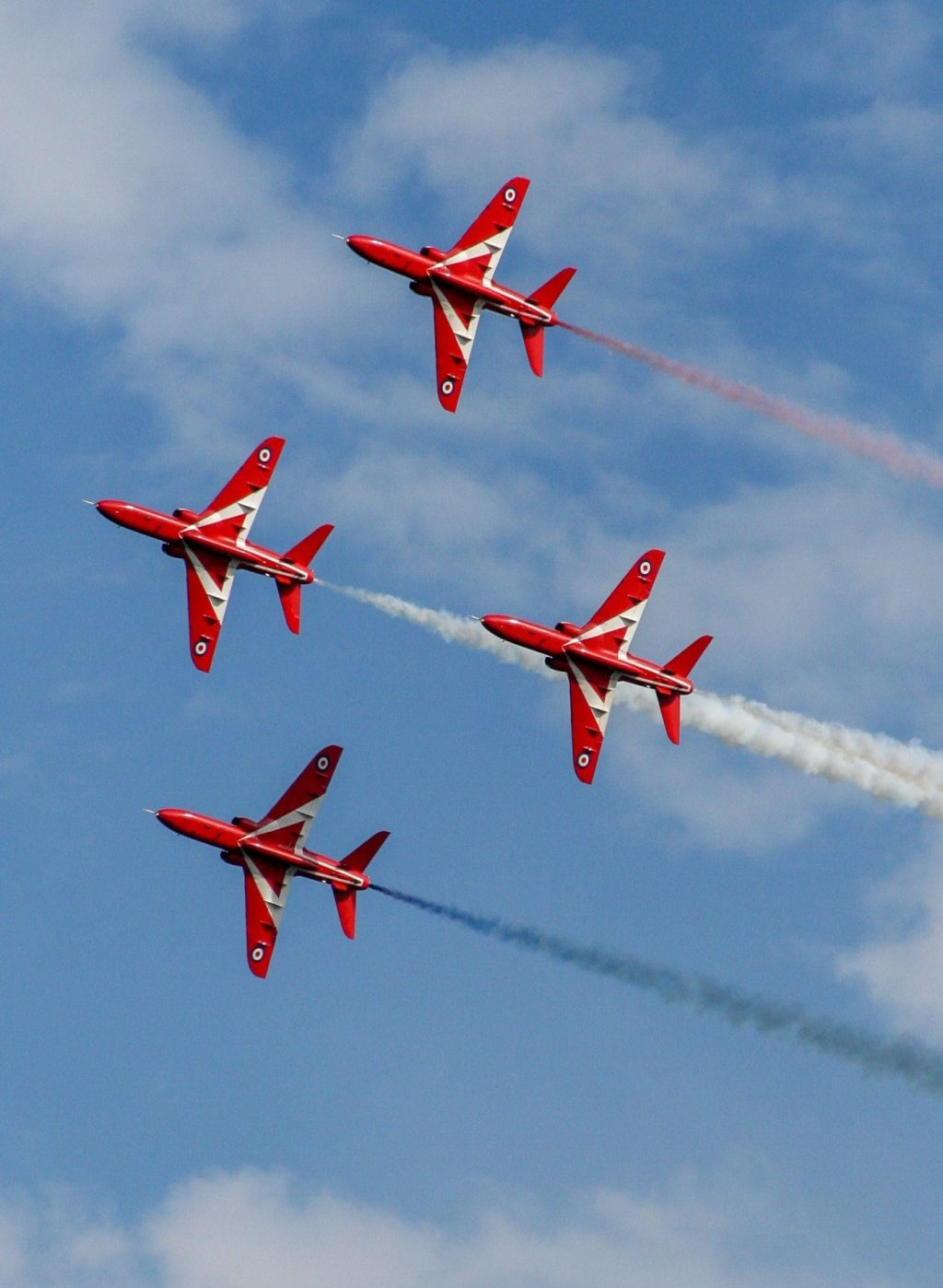 Red Arrows Cover